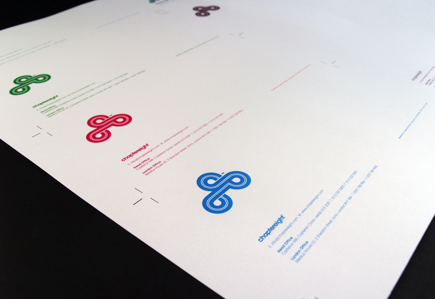 Chapter Eight Stationery