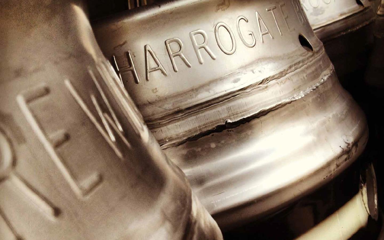 Harrogate Brewing Company Firkins