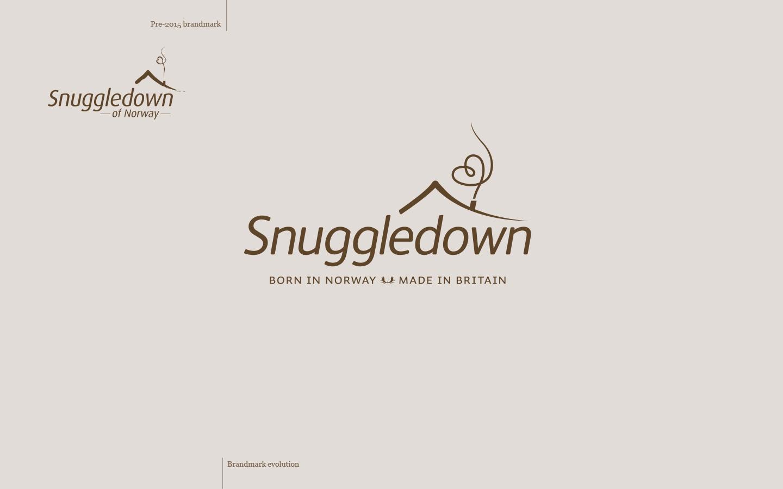 Snuggledown brandmark
