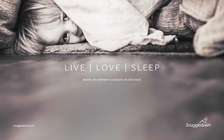 Snuggledown live love sleep