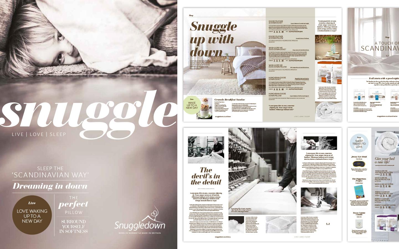 Snuggledown magazine