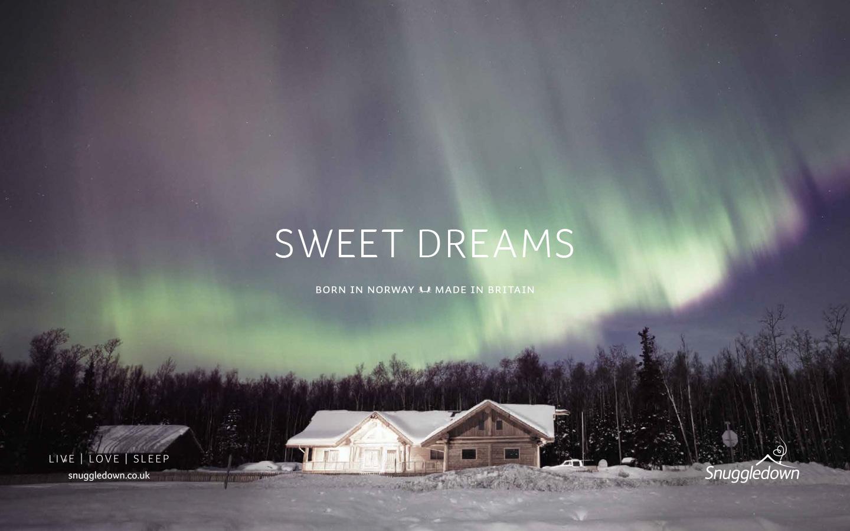 Snuggledown sweet dreams