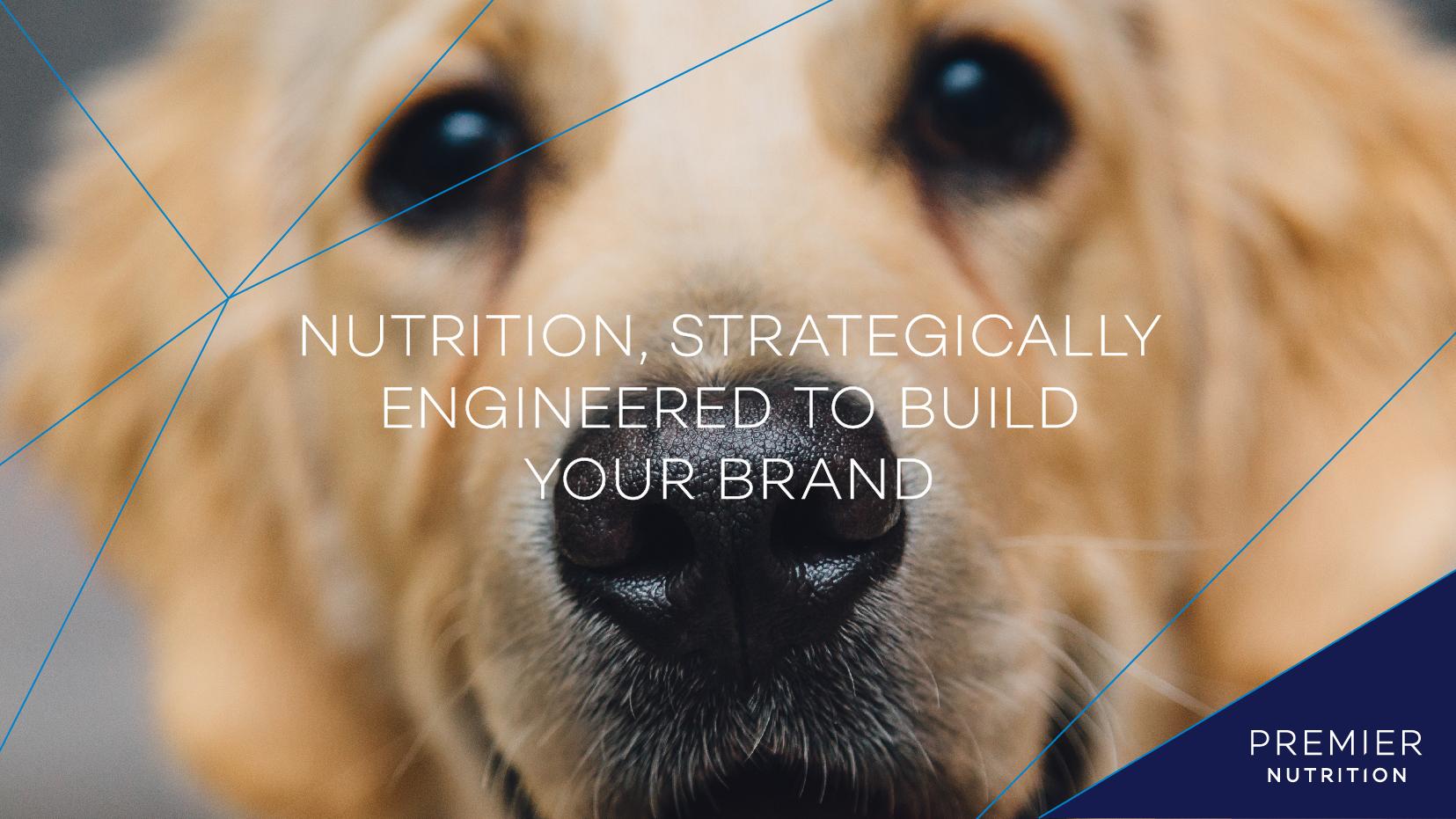 Premier Nutrition brand messaging