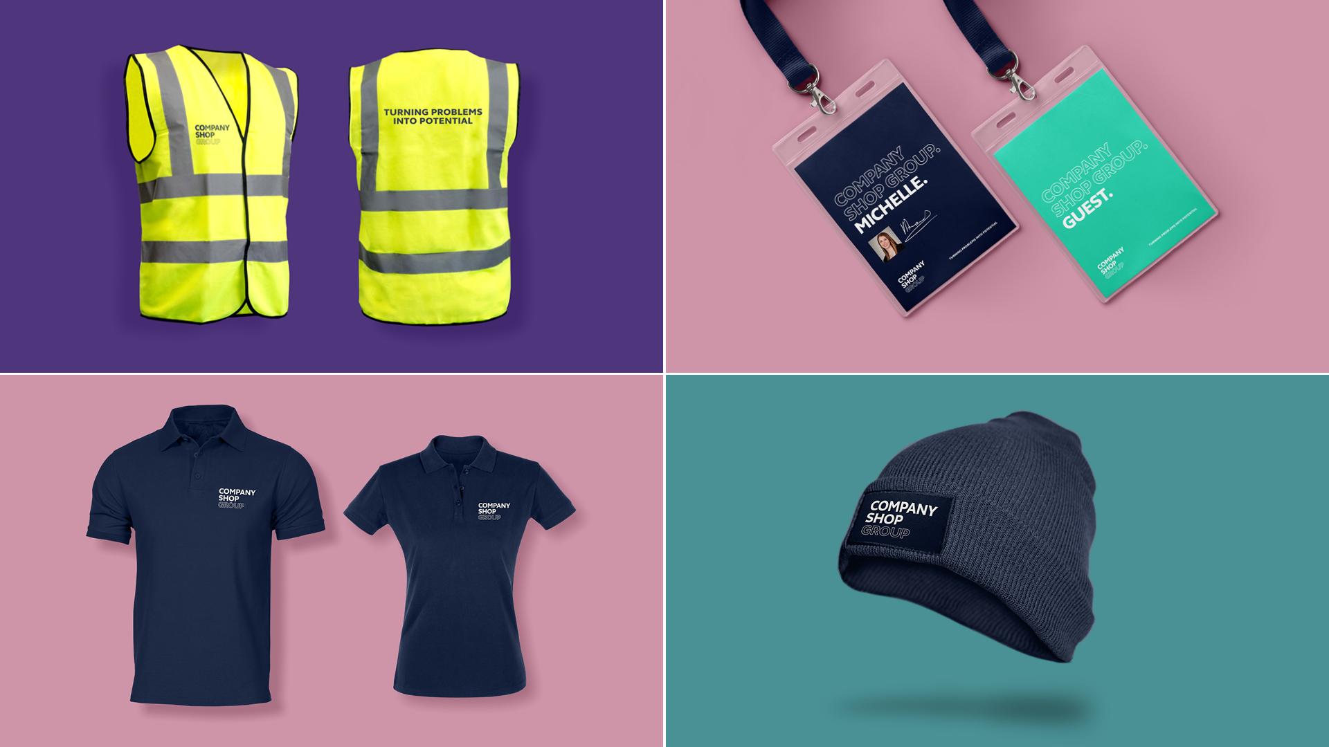 CSG Branded Workwear