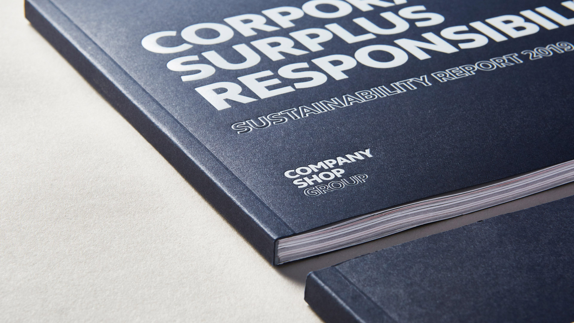 Corporate Surplus Responsibility report 1