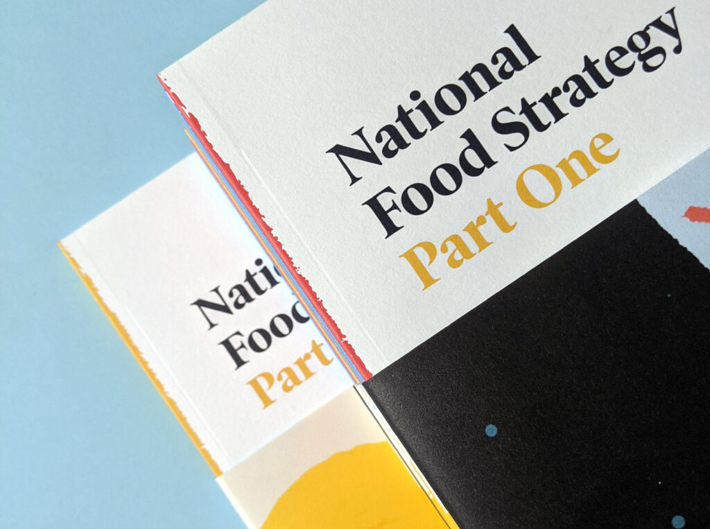 National Food Strategy Report Part One